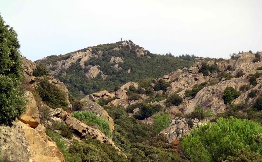 il monte ortobene (foto wikipedia)