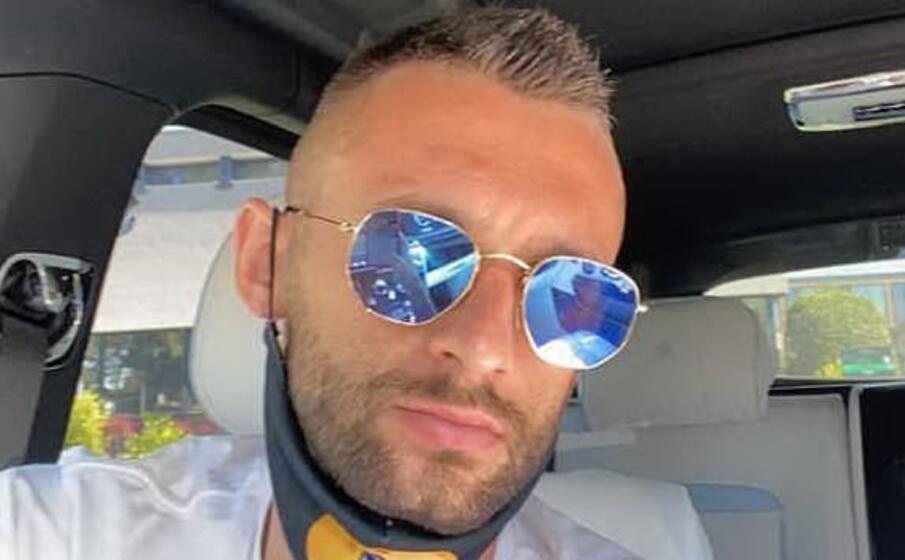 Milano, Brozovic inveisce contro i medici: arrivano i carabinieri