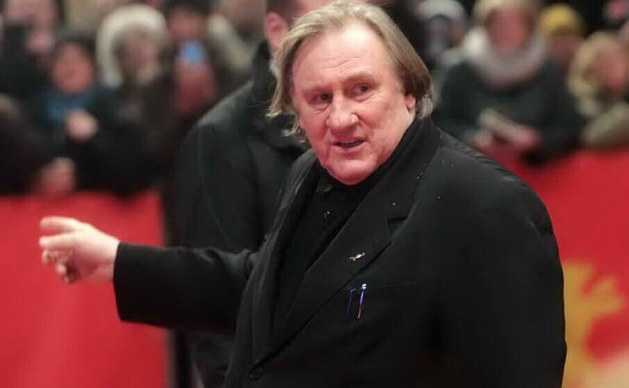 gerald depardieu (archivio l unione sarda)