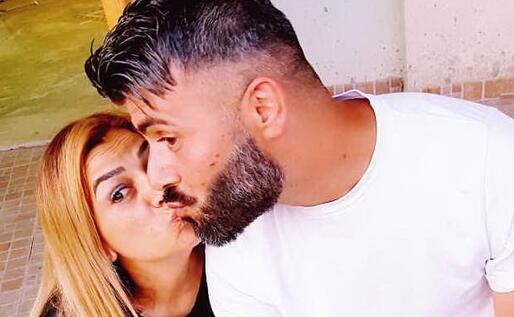 Fabrizio e Romina