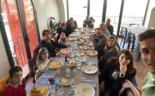 La bellissima famiglia di Carla