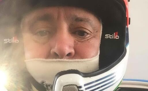 Nicola Imperio al Rally Monza Show
