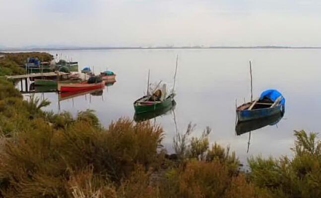 la laguna di santa gilla (foto murgana)