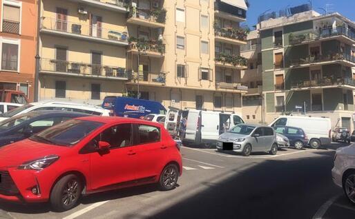 Piazza Tristani (foto inviata dal lettore)