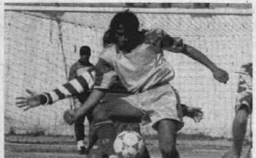 Santus dell'Atletico Sirio (Archivio L'Unione Sarda)