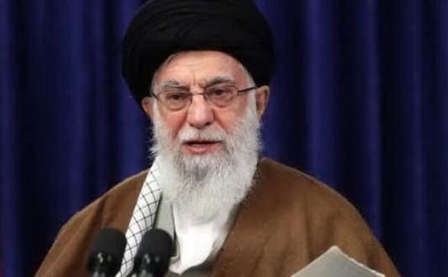 khamenei (archivio l unione sarda)