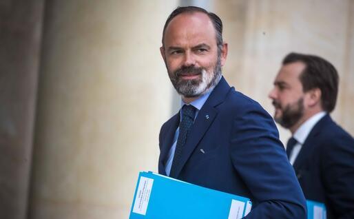 Edouard Philippe (Ansa)