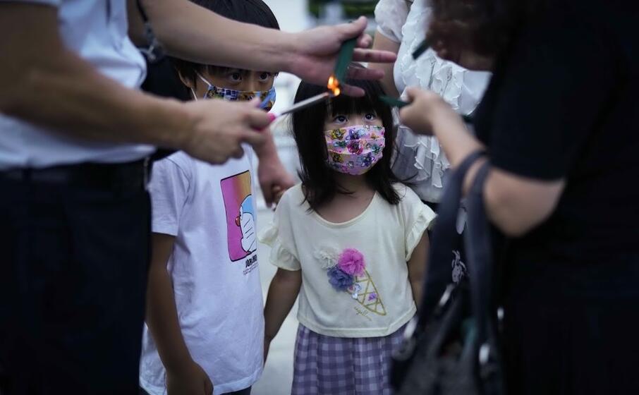 Contagi di coronavirus aumentati di sette volte tra i bambini