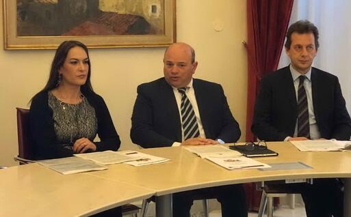 La presentazione della settantesima edizione (foto ufficio stampa)