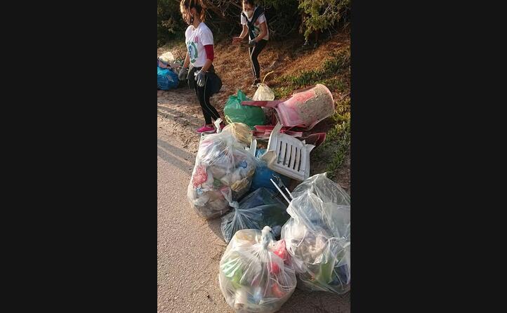 i sacchi di rifiuti