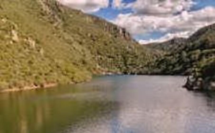 l acquedotto di sinnai (archivio l unione sarda)