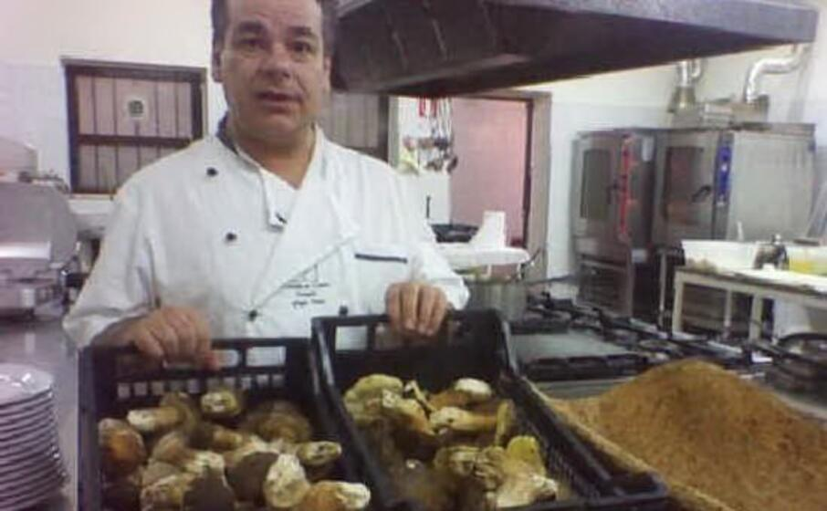 lo chef gigi sini (foto tellini)