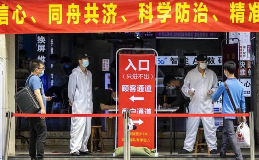 alla fine di gennaio il mondo inizia a tremare per il nuovo coronavirus primo focolaio in cina al mercato di wuhan dopo qualche settimana l oms dichiara la pandemia mondiale