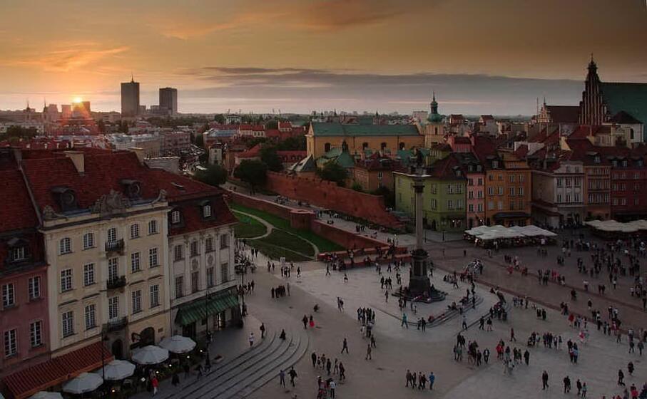 varsavia (foto pixabay)