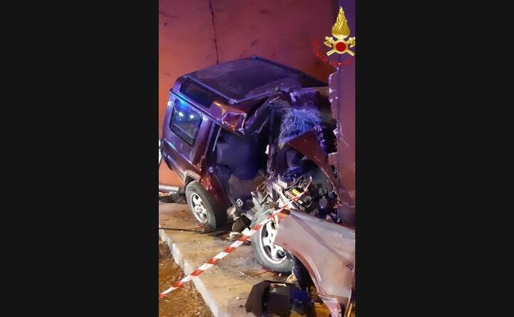 15 ottobre strage sull orientale sarda tre persone muoiono in un incidente tra cardedu e bari sardo