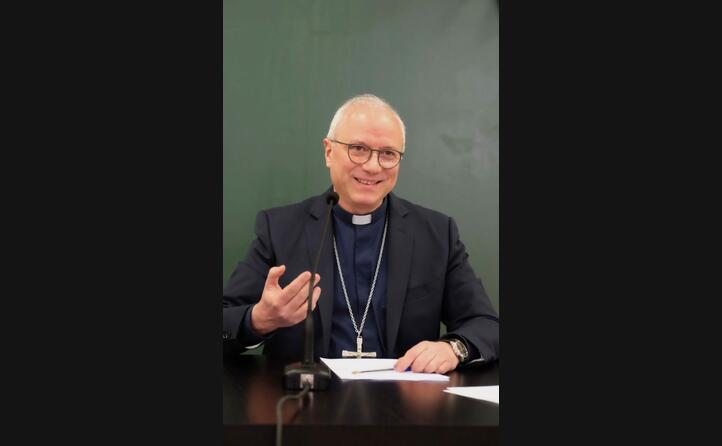 da gennaio cagliari ha un nuovo arcivescovo monsignor giuseppe baturi