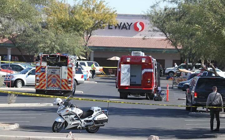 accaddeoggi 8 gennaio 2011 la sparatoria di tucson in arizona