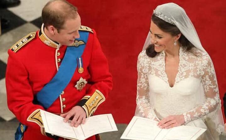duchessa di cambridge dopo il matrimonio con il principe william