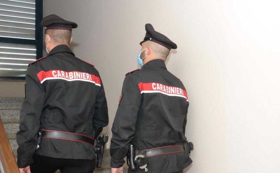 (foto carabinieri cagliari)