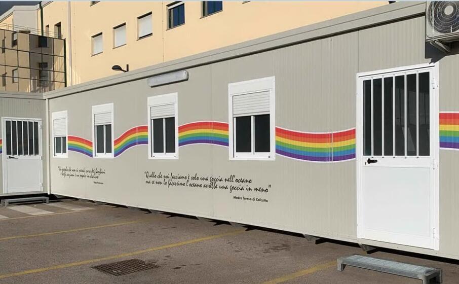 la nuova immagine dei container (foto ufficio stampa ats sardegna)