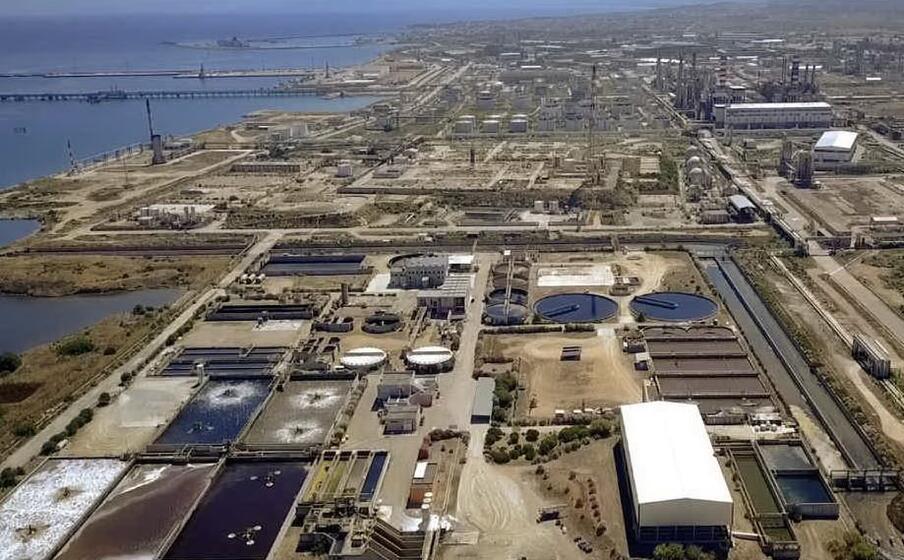 area industriale nord sardegna (foto pala)