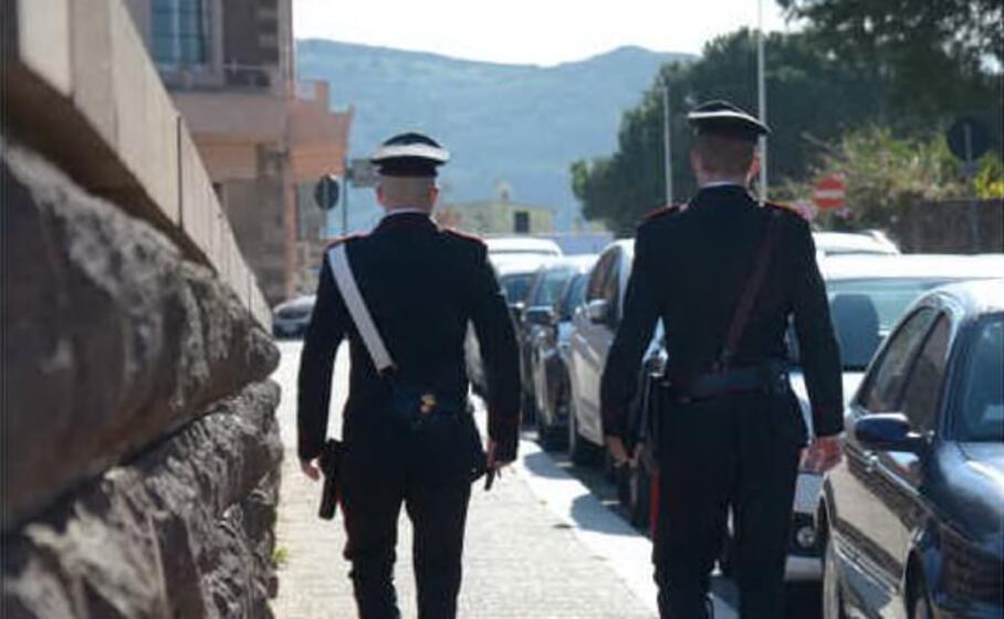(foto carabinieri di cagliari)
