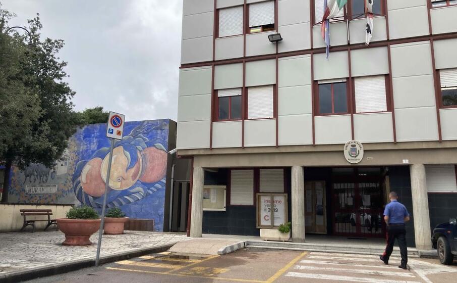 il municipio di muravera (archivio l unione sarda)