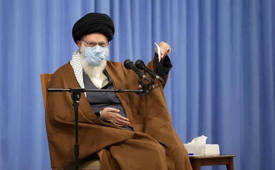 ali khamenei (ansa)