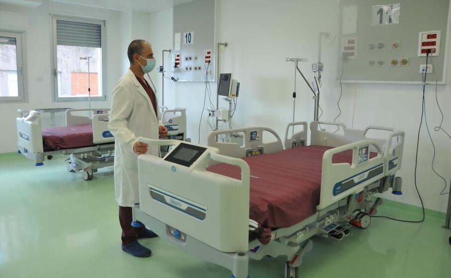 presto saranno trasferiti i primi pazienti
