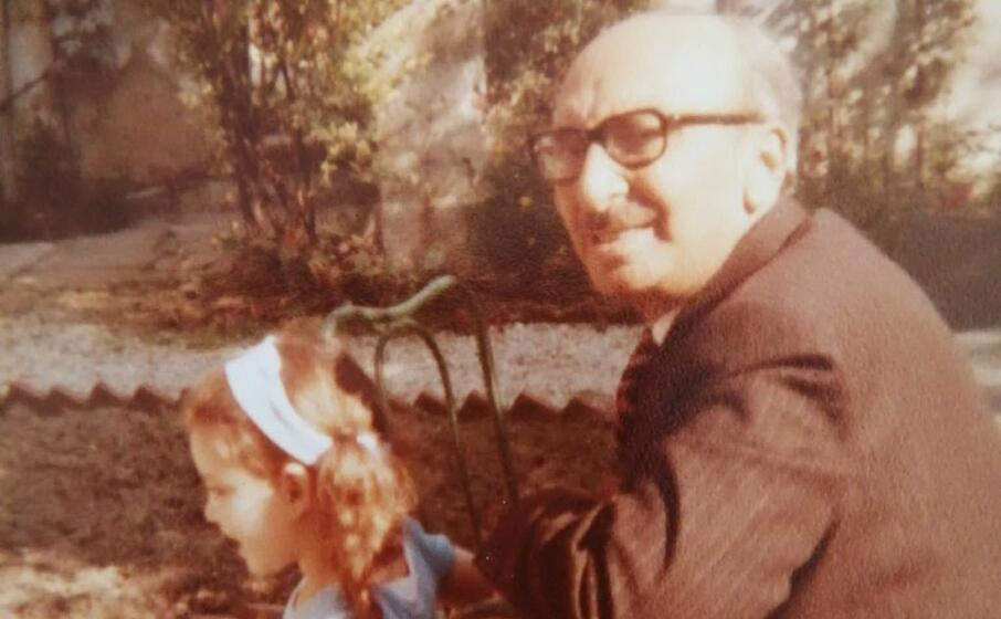 danilo coen in una foto di famiglia (foto concessa)