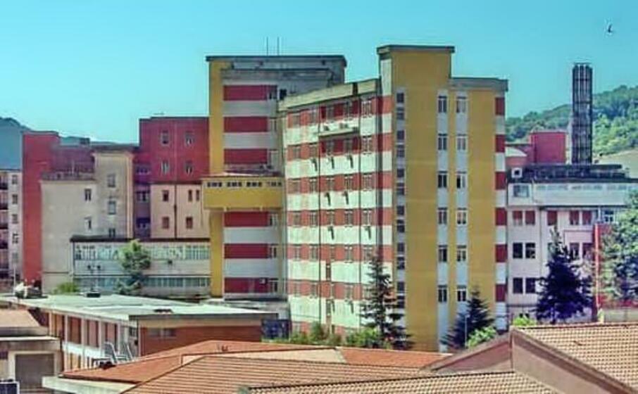 l ospedale paolo dettori (archivio l unione sarda)