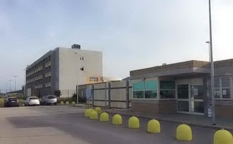 il carcere di massama (foto sanna)