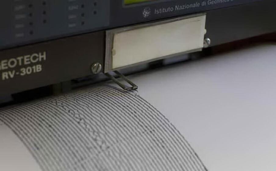 un sismografo (ansa)
