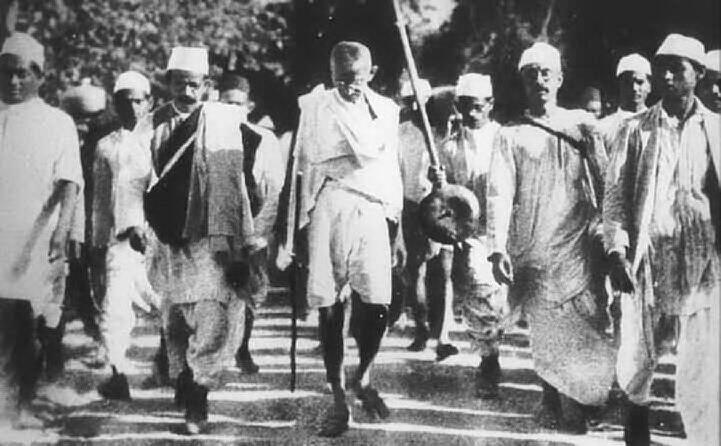 durante la marcia del sale (foto wikipedia)