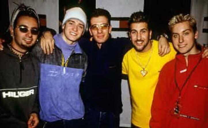 a fine anni novanta il leader della boyband n sync (foto wikipedia)