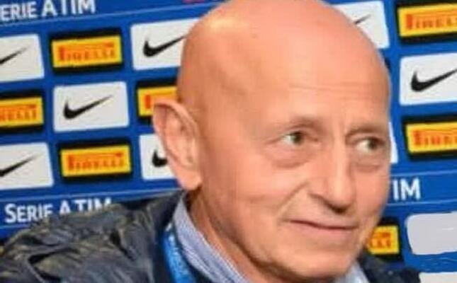 germano pozzati ex arbitro 71 anni (foto l unione sarda tellini)