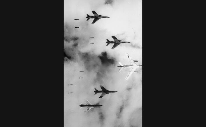 bombardamenti aerei