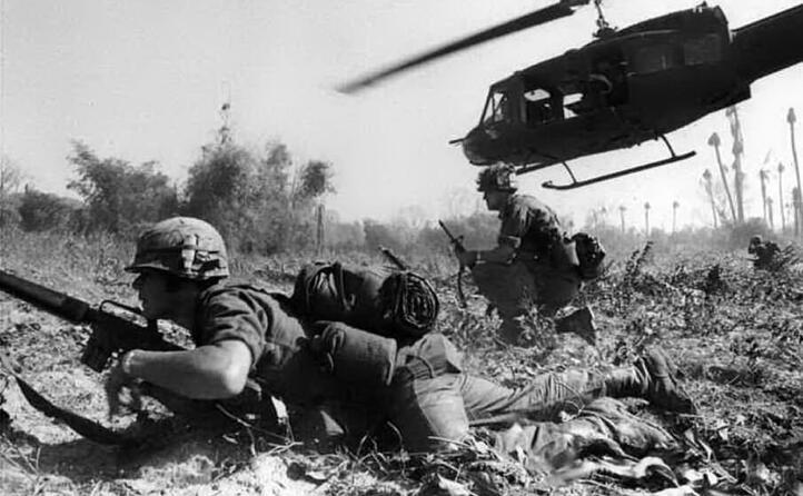 non and cos e quella in vietnam fu la prima grande disfatta politico militare degli usa