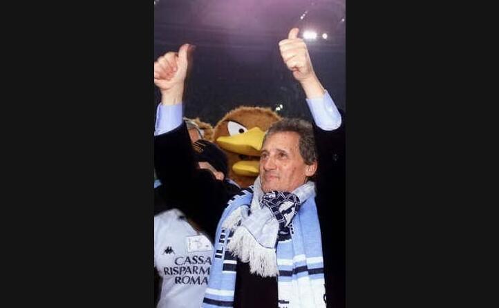 cragnotti era stato fino al 2003 presidente della lazio che sotto la sua guida ha vinto uno storico scudetto