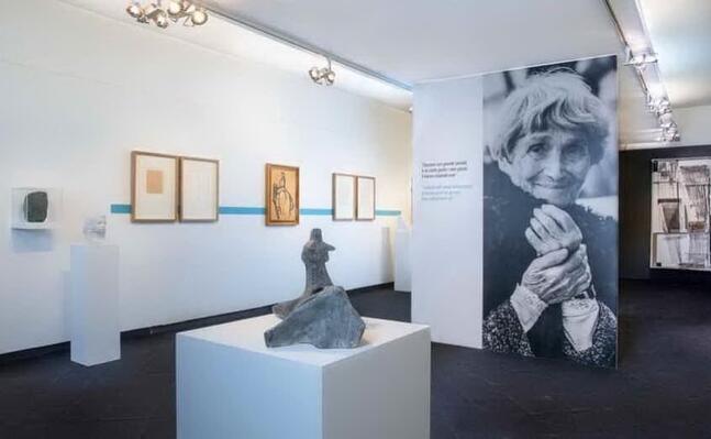 il museo di ulassai (foto rais)