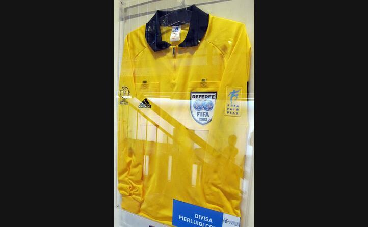 la maglia indossata nei mondiali del 2002