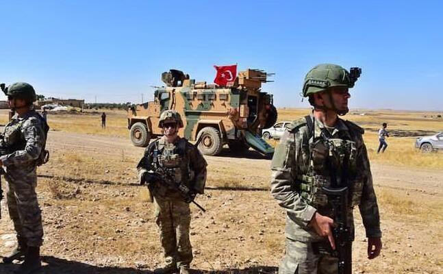 soldati dell esercito turco (ansa)