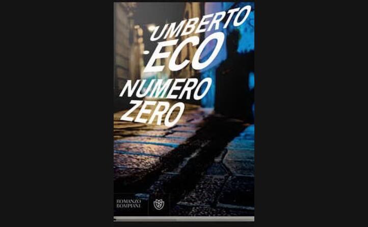 il suo ultimo romanzo numero zero