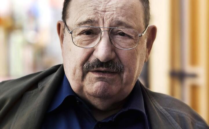 lo scrittore filosofo e accademico muore a milano (foto l unione sarda solinas)