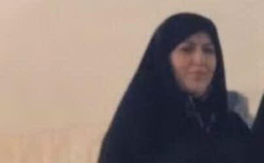zahra esmaili (foto twitter)