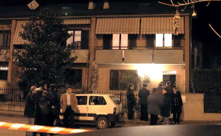 accaddeoggi 21 febbraio 2001 il delitto di erika e omar