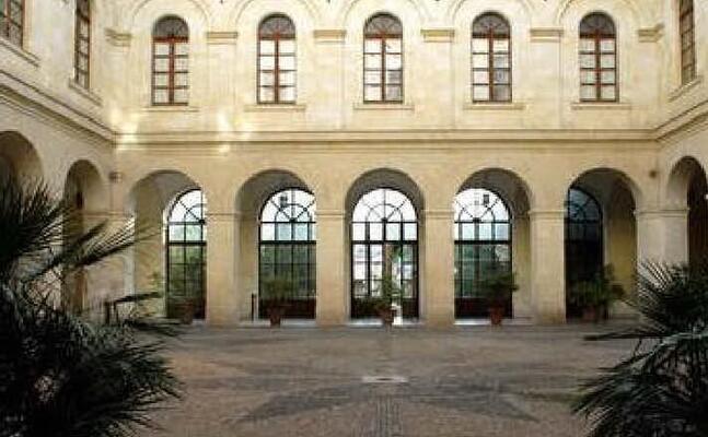 il palazzo della provincia (foto concessa)