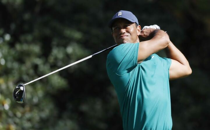 incidente a los angeles per tiger woods