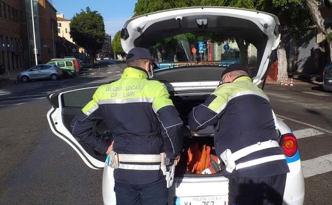 (foto polizia locale)