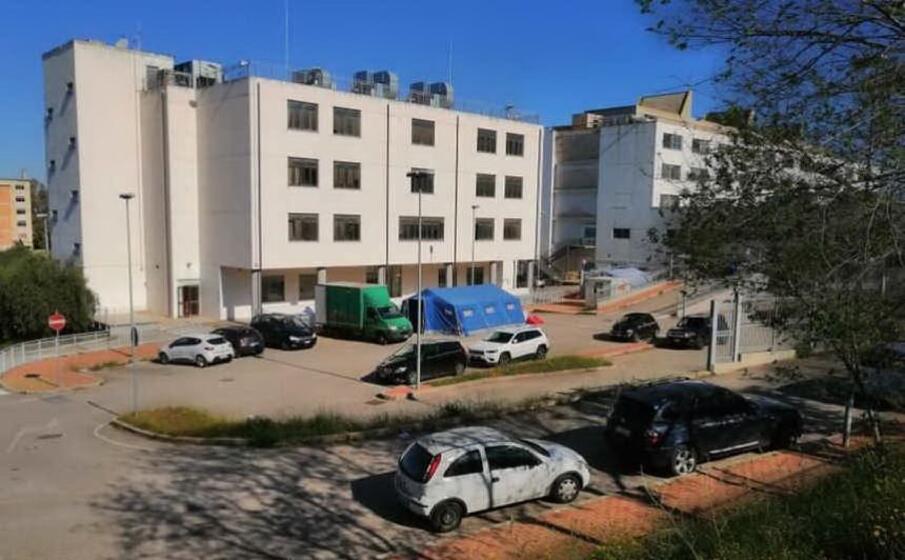 l ospedale di sassari (foto aou)